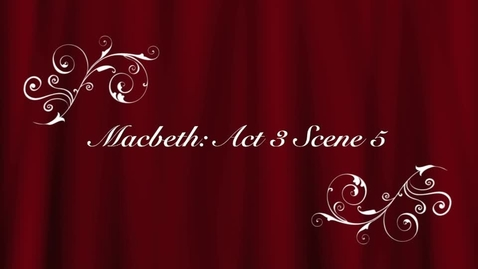 Thumbnail for entry Macbeth Project