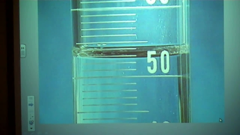 Thumbnail for entry White Board Practice Graduated Cylinders