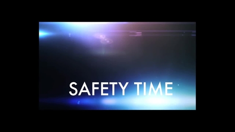 Thumbnail for entry Safety Time - Ladder Safety
