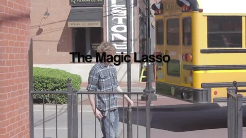 Thumbnail for entry Magic Lasso