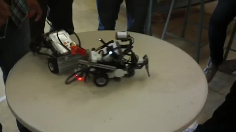 Thumbnail for entry Team FYB Robot