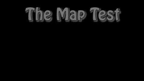 Thumbnail for entry Map Testing