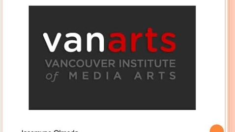 Thumbnail for entry Olmeda Vanarts Presentation