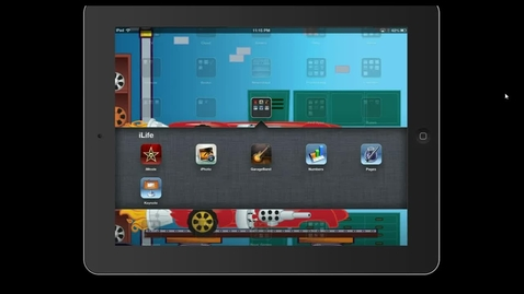 Thumbnail for entry Keynote on the iPad