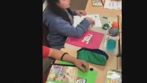 Thumbnail for entry 3rd Grade ELA - Team Talk- Intentional Groups/Teaming