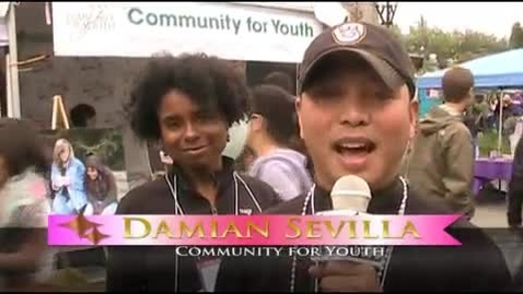 Thumbnail for entry Fremont Fair: Interview Community For Youth #Seattle