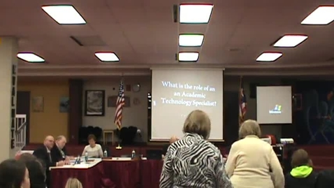 Thumbnail for entry BOE Meeting, February 17, 2015 - Part 1