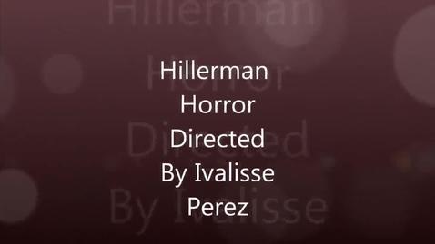 Thumbnail for entry Hillerman Horror