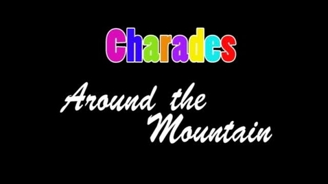 Thumbnail for entry Faces of the Week...Charades
