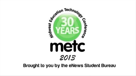 Thumbnail for entry Ken Shelton at METC 2013
