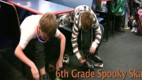 Thumbnail for entry Crocker 6th Grade Skate Party 2011
