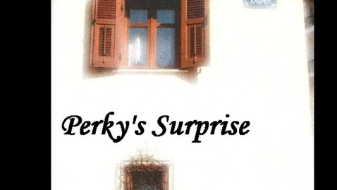 Thumbnail for entry Perky Suprise_Sharon Rigatti