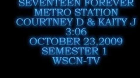 Thumbnail for entry Seventeen Forever - WSCN (2009-2010)
