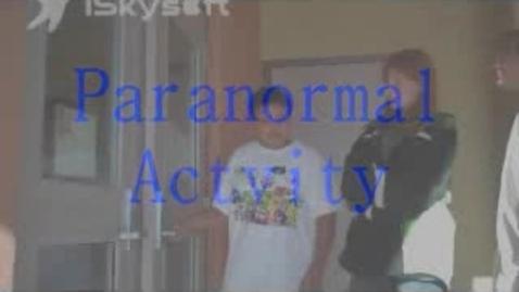 Thumbnail for entry Mesa Vista - Paranormal Activity Trailer