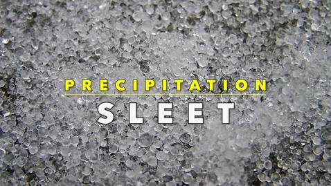Thumbnail for entry SLEET with Mr. Sean, Fernbank Science Center Meteorologist