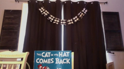 Thumbnail for entry The Cat in the Hat comes back