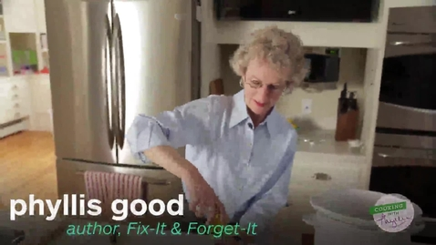 Thumbnail for entry Fix-It and Forget-It: Lemon Pudding