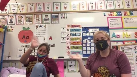 Thumbnail for entry Co Teach Week 9 Lesson Tub 2 10/13/20
