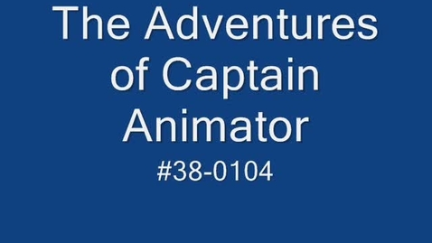 Thumbnail for entry Capitain Animator