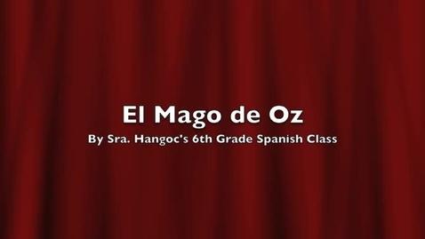 Thumbnail for entry El Mago de Oz