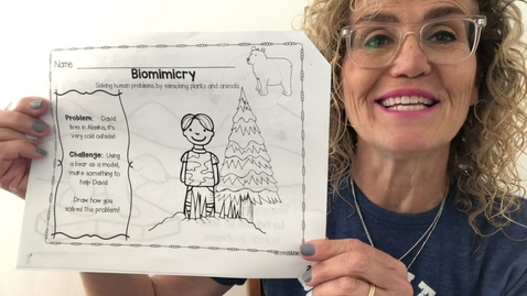 Thumbnail for entry Kindergarten, Life Science, Lesson 7, Biomimicry