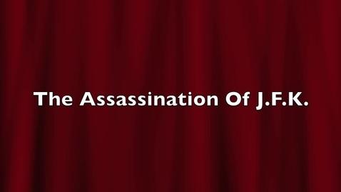 Thumbnail for entry Morgan F Assassination of J.F.K