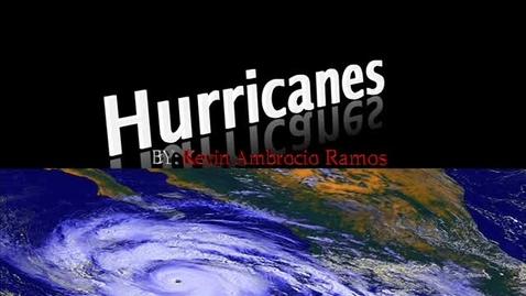 Thumbnail for entry hurricane kevin ambrocio ramos