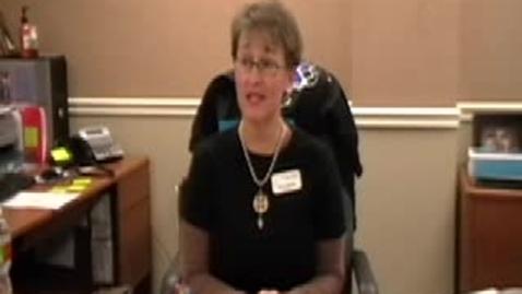 Thumbnail for entry Mrs. Skinner Teacher video