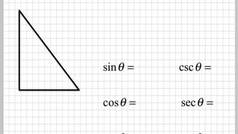 Thumbnail for entry Trig Functions