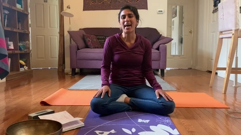 Thumbnail for entry Welcome to Yoga with T. Sheena