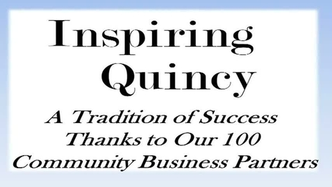 Thumbnail for entry Inspire Quincy April 8, 2015
