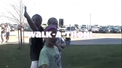 Thumbnail for entry DCES WALK-A-THON