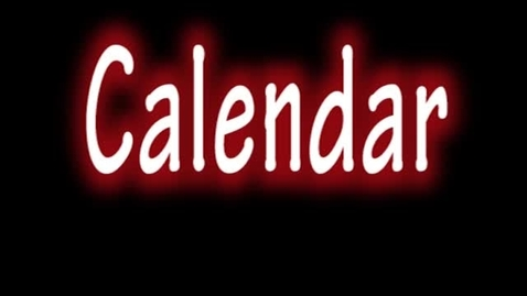 Thumbnail for entry Science Olympiad- Using the website calendar