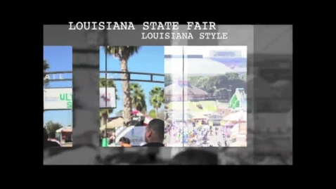 Thumbnail for entry The State Fair of Louisiana