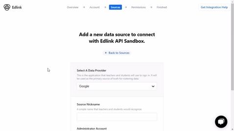 """Thumbnail for entry Edlink Tutorial - Whitelisting Edlink in G Suite"""""""