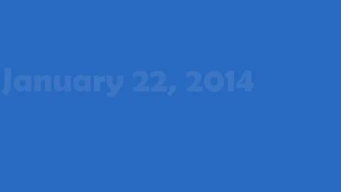 Thumbnail for entry 2014 Edward Hyatt Elementary Spelling Bee
