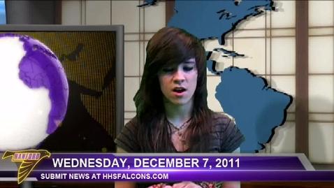 Thumbnail for entry December 08, 2011