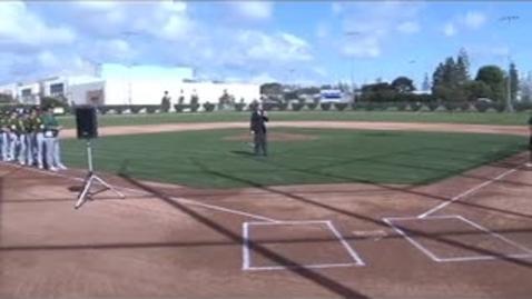 Thumbnail for entry Baseball Memorial