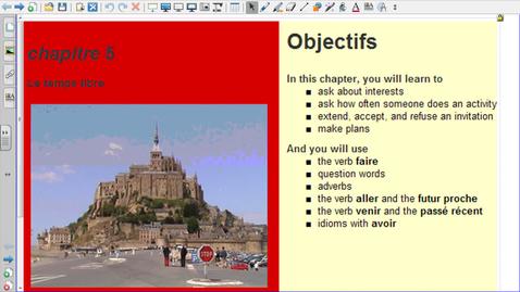 Thumbnail for entry Bien Dit Chapitre 5 Vocabulaire 2