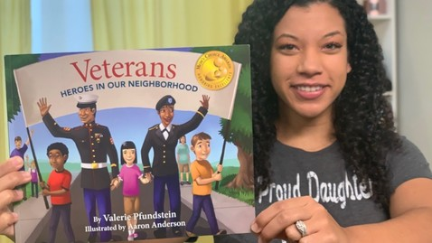 Thumbnail for entry Storytime Channel for Kids: Veterans: Heroes in Our Neighborhood