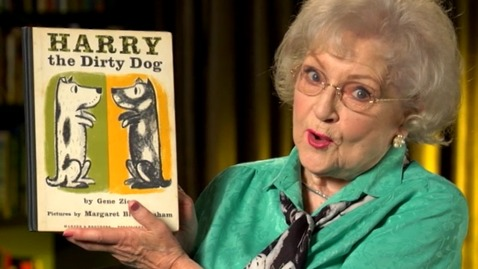 Thumbnail for entry Harry the Dirty Dog read by Betty White