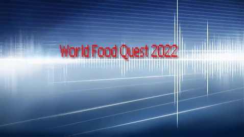 Thumbnail for entry World Food quest 2022: How to find all the resources within the game