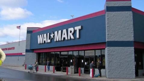 Thumbnail for entry Shrek Goes to WalMart - 2018