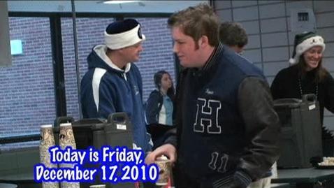 Thumbnail for entry Friday, December 17, 2010