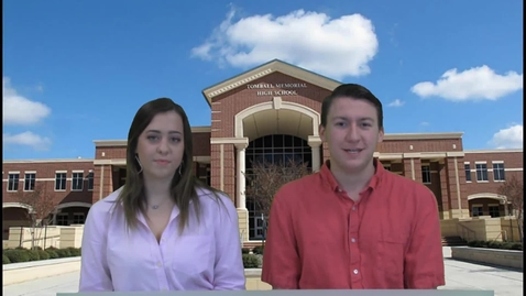 Thumbnail for entry Morning Announcements 11-1-2016