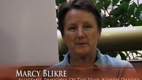 Thumbnail for entry 2009 APOY Winner: Marcy Blikre, North Dakota