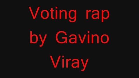 Thumbnail for entry I'm Gonna Vote!