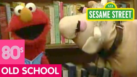 Thumbnail for entry Sesame Street: The Library Song