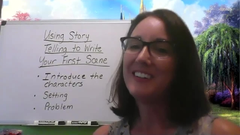 Thumbnail for entry Writer's Workshop - Session 4