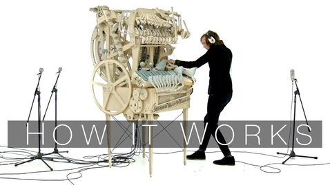 Thumbnail for entry How It Works - Part 1 (Wintergatan Marble Machine)